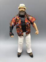WWE Mattel Elite Series 28 The Fiend Bray Wyatt Wrestling Figure W/ Hat & Shirt