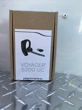 Plantronics Voyager 5200 Uc Wireless Headset (206110-101, B5200) Brand New