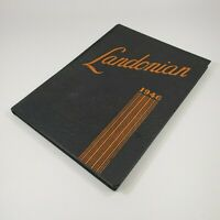 Landonian Landon High School 1946 Jacksonville, Florida Yearbook Annual Vintage