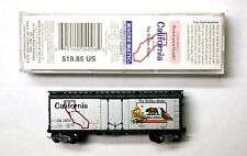 MTL Micro-Trains 21330 CA 1850 California State Car