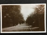 RP Vintage Postcard Warks. #B7 - Wake Green Rd, Moseley - 1909 By Greville House