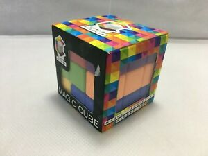 Magic cube Ultimate puzzle square shape