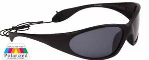Polarised Sport Sunglasses With Neck Strap Fishing Cycling Golf Sports UV400
