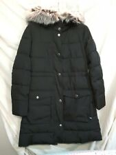 Emporio armani Long Down Jacket Size8