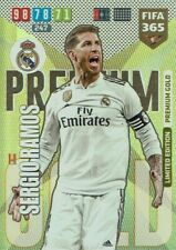Adrenalyn XL Fifa 365 2020 Sergio Ramos Premium édition limitée-Real Madrid