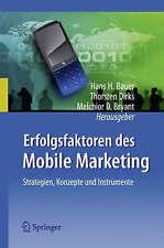 NEW Erfolgsfaktoren des Mobile Marketing (German Edition)