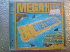Various - Megahits 99 Die Zweite - 2 CDs - Loona - Wamdue Project - Andru Donald