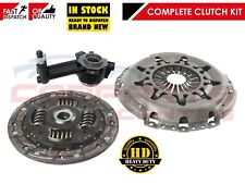 FOR FORD FIESTA 1.4 TDCI 70HP 3PC CLUTCH CSC HYDRAULIC RELEASE BEARING KIT 2010-