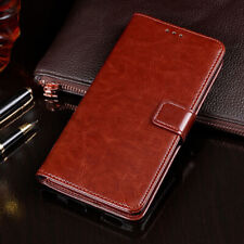 For Samsung Galaxy Note 10 Plus 9 8 5 4 3 Magnetic Leather Case Flip Stand Cover