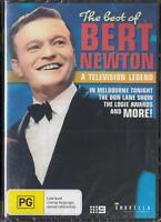 THE BEST OF BERT NEWTON -  NEW DVD FREE LOCAL POST