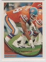 1994 Topps Denver Broncos football team set