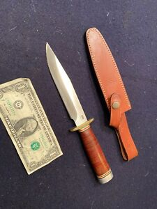 Seki Japan Sog survival knife BOWIE Specialty dagger Vietnam Era style