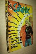 SATANIK MAGNUS&BUNKER 120 CORNO UN ATTIMO PRIMA DEL MOMENTO FATALE 1969 Non RESO
