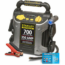 Battery Charger Jump Starter Emergency Power Car Stanley FatMax 700A Peak Amp
