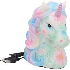 Fantasy Light of the Rainbow Unicorn Desktop USB Lamp Fantastic and Unique Gift