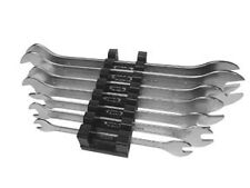 New VIM 7pc Metric Flat / Extra Thin Wrench Set 6-19mm with Holder #MFW100