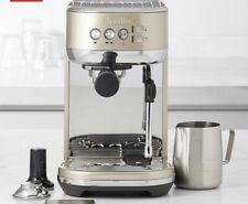 Breville Bambino Plus  Espresso Maker BES500BSS1BUS1 Champagne