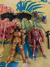 Mighty morphin power rangers 2010 4 inch zedd and goldar