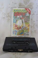 Commodore 64/128 Video game Magicland World Dizzy cassette