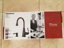 Pfister Pasadena F-072-PDYY Bar & Prep Faucet, Tuscan Bronze, New, Free Shipping