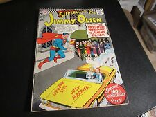 SUPERMAN'S PAL JIMMY OLSEN #100 COOL COVER !!!!