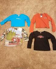 women harley davidson longsleeve shirts. Size M&L