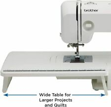 Brother XR3774 37-Stitch Sewing and Quilting Machine with Wide Table