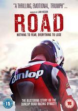 Road DVD - Liam Neeson Joey DUNLOP Motorcycling Motor Cycling Taken R2