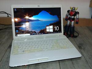 PC TOSHIBA Satellite L750 / Intel Core i5 / 8GO de Ram / 15,6pouces / WINDOWS 10