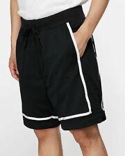 Nike Sportswear Mesh Shorts Black White Nsw Ar2418 Medium