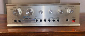 Dynaco Model PAT-5 Stereo Preamplifier Service Restored Updated Clean