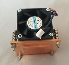 Intel Socket 775 CPU Processor Heatsink/Fan Cooler - reliable industrial purpose