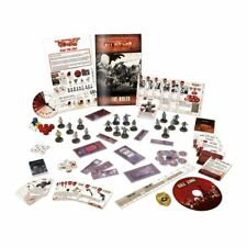 MANTIC GAMES - THE WALKING DEAD: ALL OUT WAR MINIATURES GAME CORE SET