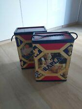 KAPLA Steine 200er BOX - Holzbausteine natur 2 Boxen 395 Stück