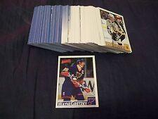 1995-96 Bowman Hockey Complete Set #1-165 Gretzky Lemieux Roy