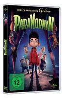 ParaNorman [DVD/NEU/OVP] über einen Jungen, der mit den Toten sprechen kann und
