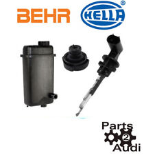 BEHR HELLA COOLANT EXPANSION TANK KIT WITH CAP AND SENSOR FOR BMW E39 E38 E31