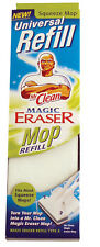 NEW! MR. CLEAN Magic Eraser Squeeze Mop Refill 446615