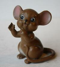 Josef Originals Mama Mouse Figurine From The Mouse Village Series-Porcelain-Cute