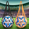 1PC Weaving Nylon Net Bag Ball Carrying Mesh Net Bag Sports Portable Equipm Ke