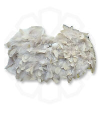 Girls Fluffy Feather Wedding Bolero Flower Girl Fur Cape Age 1 to 13 Years