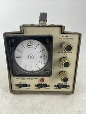 Rare Heathkit Vector Monitor Model Io 1128 Powers On