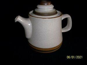 Denby Potters Wheel Teapot