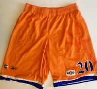 ULEB Cup Union of European Leagues of Basketball Game Used #20 Trunks