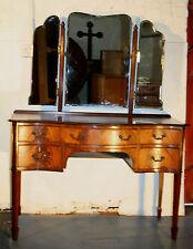 Mahogany Regency Antique Dressing Tables