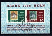 Gestempelte schweizer Briefmarken