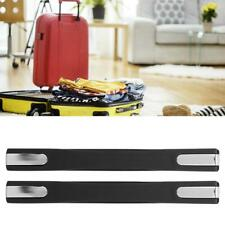 Practical 2Pcs Plastic Luggage Handle Replacement Parts Travel Suitcases Handles