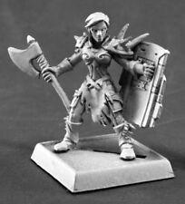 KUL INKIT - PATHFINDER REAPER figurine miniature jdr d&d rpg guerriere 60194