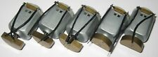 5 X Compact Vibrator DC Motor - 6 VDC - 3000 RPM - Large Offset Weight