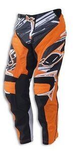 Pantalon Pants UFO  MX 21 Orange Taille 30US  38Fr  Ref PI04338